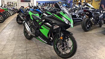 2016 Kawasaki Ninja 300 for sale 200333910